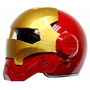 Casco Iron Man Cara Abierta 3/4