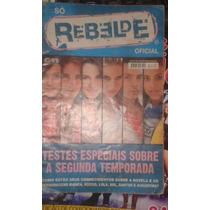 Revista Só Rebelde Oficial Ano 01 - Numero 05 (testes Especi