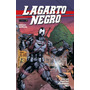 História em quadrinhos com 3 aventuras. Inclui os personagens Lagarto Negro, Penitente e Escorpião de Prata.