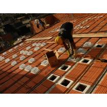Kit 8 Suportes Laje De Luz Solar Ecolaje P/ Bloco De Vidro