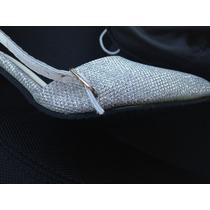 Zapatos De Fiesta N° 35 Sin Uso - Valor Incluye Despacho