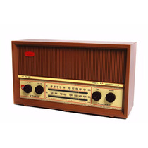 Radio De Madeira Companheiro Itamarati Som Da Roça Perfeito