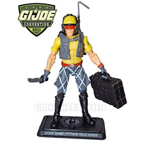 # Gi.joe Cobra Python Tele-viper Box Night Force Joecon 2013