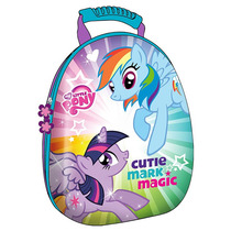 Mochila Escolar 12 De Moda My Little Pony Mp51117a Urbania