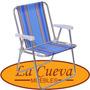 Silla De Playa De Aluminio Mor Envíos Lcm