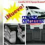 Funda Butacas Toyota Corolla 2016