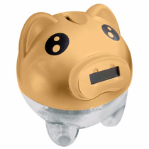 Cofrinho Digital Porco Porquinho Contador De Moedas