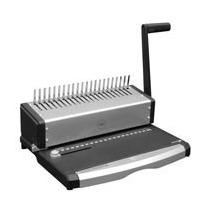 Perforadora Y Encuadernadora Manual Kombobas / Mx0016