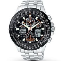 Relógio Citizen Jy0000-53e Jy0000 Skyhawk A-t Eco-drive