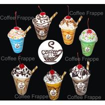 Base Para Frappes, Frapuchinos Coffee Frappe Y Cursos Gratis