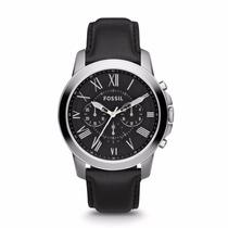 Reloj Fossil Hombre Fs4812 Moda Negro