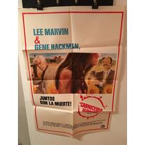 Afiche De Cine Original - Carniceria Humana