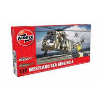 Helicoptero Sea King Hc.4 1/72 Airfix Kit Tipo Revell