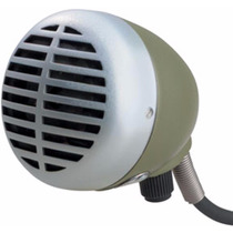 Shure 520dx Micrófono Ideal Para Blues (voz Y Armónica).