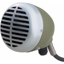 Shure 520dx Micrófono Ideal Para Blues (voz Y Armónica).