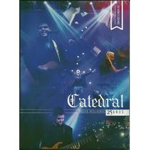 Box Catedral - 25 Anos - Música Inteligente | 2 Cds + 1 Dvd