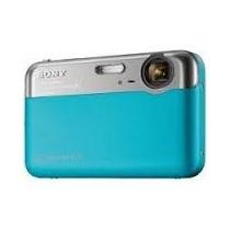 Câmera Fotográfica Digital Sony Dsc-j10 16.1m Azul