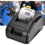 Impresora Termica Usb 58mm 12v