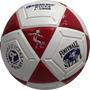 Balón De Fútbol Charolado Rlvf4 N4 Tamanaco (blanco/rojol)