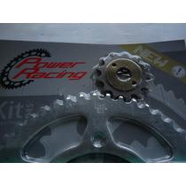Kit Coroa E Pinhao Crf230 Coroa 50x13 Aço 1045 Power Racing