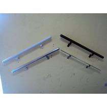 Kit ,corrimao ,parede De Aluminio Kit,1metro, Linear