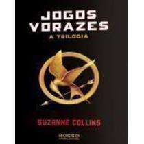 Livro Jogos Vorazes - 3 Volumes Suzanne Collins