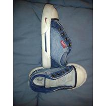 Championes Nike, De Jean - De 12 A18 Meses - Talle 5c- 11 Cm