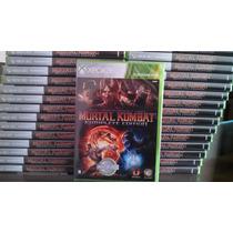 Mortal Kombat 9 Komplete Edition Xbox 360 Novo Lacrado