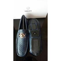 Zapato Mocasin Versace Envio Gratis