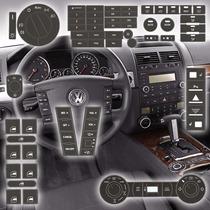 Kit Restauración Completo Touareg V8 Botones Despintados
