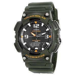 2a600a0df61 Relógio Casio Aq-s810w-3av Tough Solar 5 Alarmes Original - R  224 ...