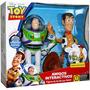 Toy Story Woody Y Buzz Amigos Interactivos Frases Español