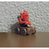 E8 Miniatura Kinder Ovo - Ogro - Monster Hotel - Falta Peça