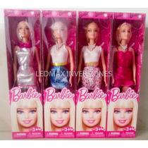 Muñeca Barbie Fashion Excelente Calidad Nuevas - Tienda!!