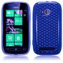Carcasa De Silicona Para Nokia Lumia 710.