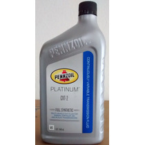 Aceite Sintetico Transmision Cvt Pennzoil Platinum Cvt2 Ns-2