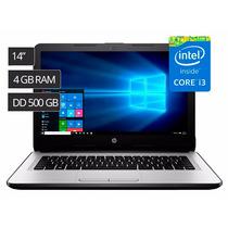 Portatil Hp 14-am003la Intel Celeron N3060 1,6 Ghz 4gb Ddr3