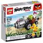Pig, Angry Birds Chuck Piggy Car Escape Lego Alterno