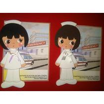Detalles Y Kozittas En Foami Para El Dia De Las Enfermeras