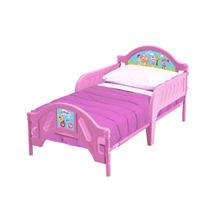 Cama Infantil Lalaloopsy Plastico Rosa Niña Camita Mn4
