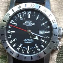 Reloj Glycine Airman 46 Mm,(tag Heuer, Omega, Longines)