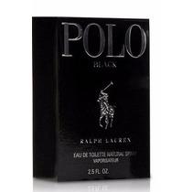 Perfume Polo Black Masculino Importado Ralph Lauren 50ml
