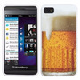 Estuche Suave Goma Beer Food Para Blackberry Z10