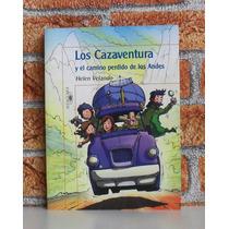 Los Cazaventura Y El Camino Perdido De Los Andes, H. Velando