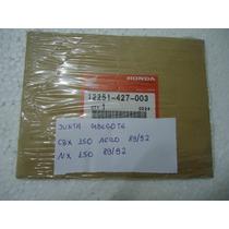 Junta Cabeçote Cbx 150 89/92 / Nx 150 89/92 Original Honda