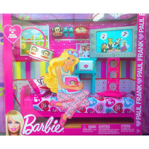 Recamara Del Chango Calcetin Paul Frank Para Barbie