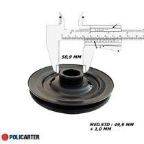 Polia Do Virabrequim Fusca 1500/1300/1600 -medida 1.0 Mm