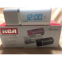 Radio Reloj Rca Dockking Rp-300 (nueva En Caja)