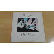Lp Vinil Rush A Show Of Hands Polygran 1989 Album Duplo