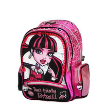 Mochila Atm Monster High Modelo 2747 Sc